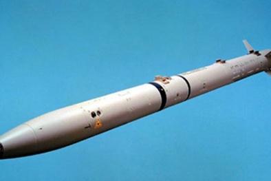 Tên lửa ASRAAM lợi hại nhất trong không chiến của Anh