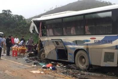 Tin mới nhất vụ tai nạn ở Thanh Hóa khiến hơn 10 người thương vong