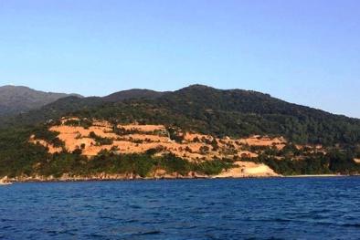 Dự án du lịch trên bán đảo Sơn Trà chủ đầu tư sai gì?