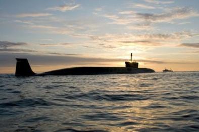 Tàu ngầm Yury Dolgoruky êm và mạnh không đối thủ của Nga