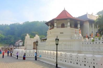 Ghé thăm thành phố tâm linh quan trọng bậc nhất với người Sri Lanka