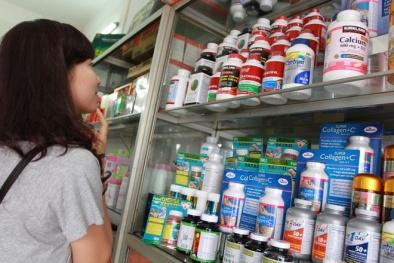 Mối nguy hại từ vitamin tổng hợp 'đội lốt' xách tay