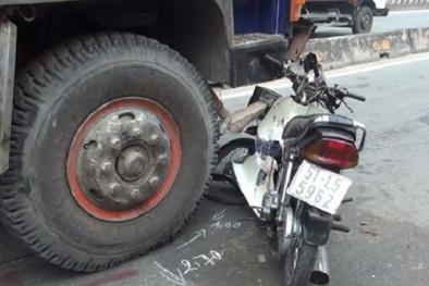 Tai nạn giao thông ngày 25/3: Cụ bà bị xe đầu kéo cán qua người tử vong tại chỗ
