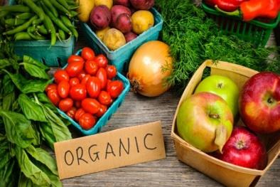 Nguy cơ mua phải thực phẩm hữu cơ mạo danh