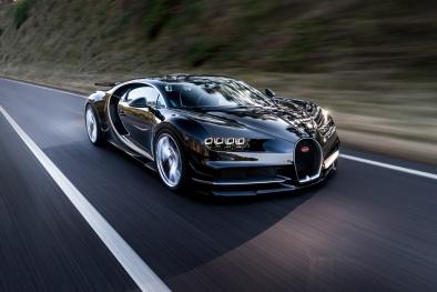 Siêu xe Bugatti Chiron: Từ trong ra ngoài đẹp như thế nào?