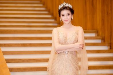 Huyền My được mời dự thi Hoa hậu Hòa bình quốc tế 2017