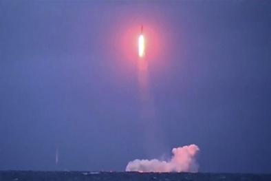 Tên lửa ngầm Skiff: Vũ khí đặc biệt tối mật dưới lòng biển của Nga