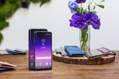 Cận cảnh vẻ đẹp khó cưỡng của 'siêu phẩm' Samsung Galaxy S8 và S8+