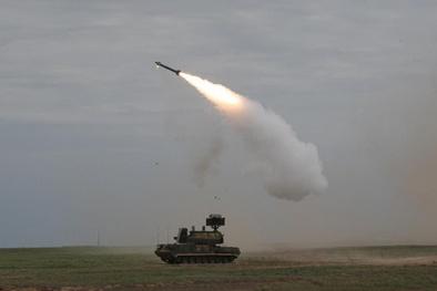 Hệ thống tên lửa Tor-M2 có thể diệt mục tiêu không cần con người can thiệp