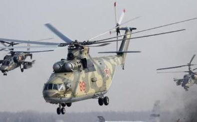 Trực thăng Mi-26T2: 'Kẻ vận chuyển' uy lực và khủng nhất thế giới của Nga