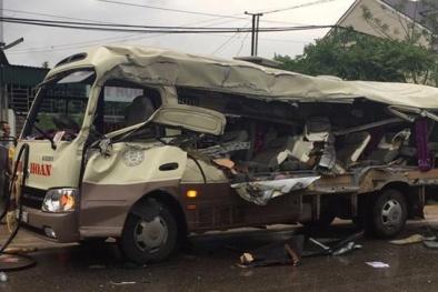 Nghệ An hỗ trợ, thăm hỏi gia đình nạn nhân 2 vụ tai nạn trên QL48