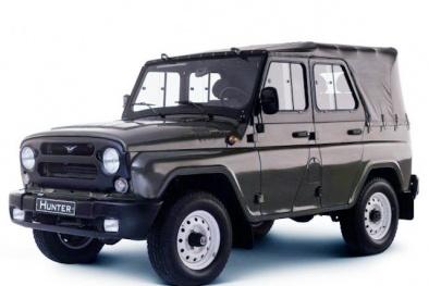 4 phiên bản mới của hãng ô tô Nga UAZ tại thị trường Việt Nam có gì hay?