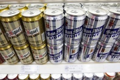 Hãng bia lớn nhất Philippines San Miguel muốn mua cổ phần Sabeco