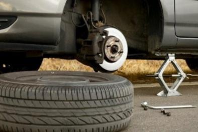 Hành vi ô tô lắp bánh lốp không đảm bảo tiêu chuẩn kỹ thuật sẽ bị phạt thế nào?