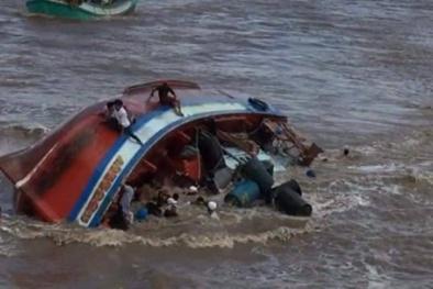 Vụ chìm tàu lễ hội Nghinh Ông: Xác định nguyên nhân ban đầu
