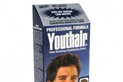 Thuốc nhuộm tóc cho nam giới bị 'tố' chứa hóa chất gây ung thư