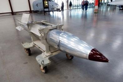 Bom hạt nhân B61-12: 'Kẻ hủy diệt' khủng khiếp nhất trong kho vũ khí Mỹ