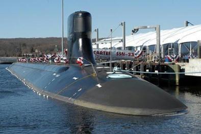 Tàu ngầm Jimmy Carter: Vũ khí gián điệp bí ẩn 'độc nhất vô nhị' của Mỹ