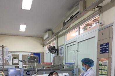 Hai bệnh nhân ngộ độc rượu methanol ở Hà Nội tiên lượng xấu