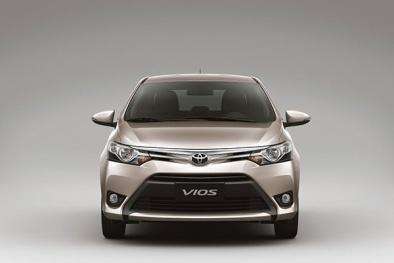 Top 10 ô tô 'gây bão' thị trường Việt trong tháng 3/2017