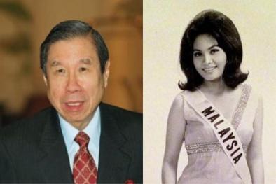 Tỷ phú châu Á phải chia cho vợ hoa hậu hơn 2,5 nghìn tỷ sau ly hôn là ai?