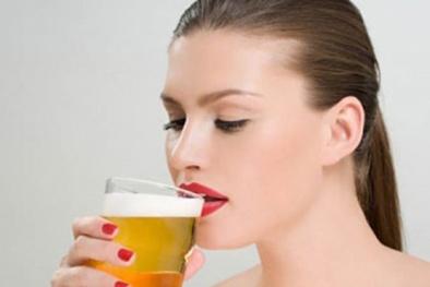 Công dụng làm đẹp tuyệt vời từ đồ uống có cồn