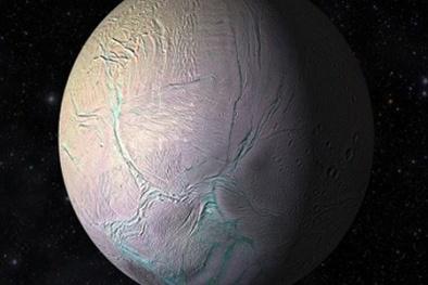 NASA chính thức công bố Mặt trăng sao Thổ có thể tồn tại sự sống