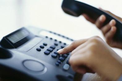 23 tỉnh, thành chính thức thay đổi mã vùng điện thoại cố định
