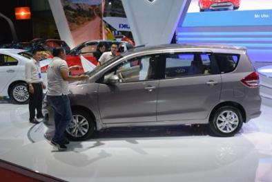 Mẫu ô tô nào bán ế ẩm nhất thị trường Việt tháng 3/2017?