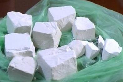 Triệt phá thành công chuyên án ma túy thu giữ 6 bánh heroin