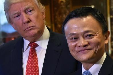 Bài học kinh doanh từ cuộc gặp gỡ của Jack Ma và Donald Trump