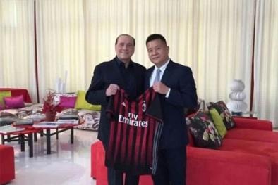 Doanh nhân Trung Quốc mua CLB AC Milan giàu có cỡ nào?