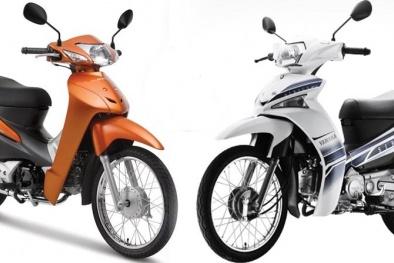 'Đọ sức' hai chiếc xe máy bán chạy nhất của Honda và Yamaha
