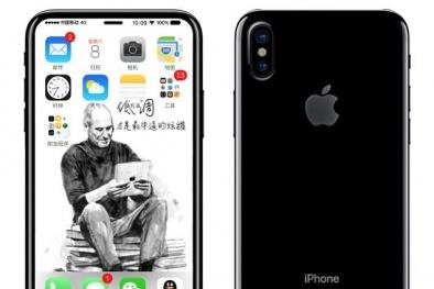 Iphone 8: Những rò rỉ 'nóng bỏng tay' về 'siêu' điện thoại 2017