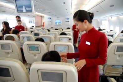 Hành khách nước ngoài trộm 400 triệu đồng trên máy bay Vietnam Airlines