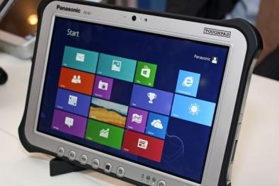 Thu hồi pin máy tính bảng Panasonic Toughpad Fz - G1