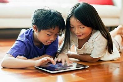 Muôn kiểu mất tiền oan khi cho trẻ sử dụng thiết bị di động