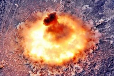 Bom cha: Vũ khí hạt nhân đáng sợ nhất trong lịch sử chế tạo vũ khí