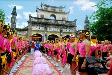 Lễ hội Gióng 2017 sắp diễn ra tại huyện Gia Lâm có gì độc đáo?