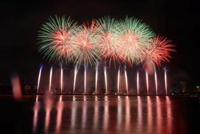 Lễ hội pháo hoa Quốc tế Đà Nẵng 2017 sắp chính thức khai mạc