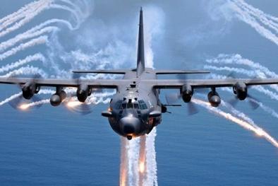 Cường kích AC-130 Spooky II: Uy lực gieo rắc nỗi khiếp đảm số 1 của Mỹ