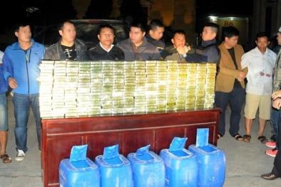 Giải mã những bí mật bất ngờ sau vụ án 300 bánh ma túy ở Phú Thọ