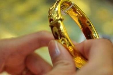 Cập nhật giá vàng trong nước trưa 25/4: Chốt buổi sáng vàng lại giảm