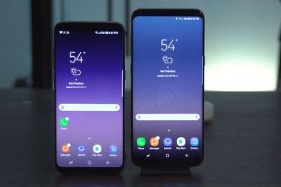 Galaxy S8 vừa lên kệ, Samsung đã phát triển chip cho Galaxy S9