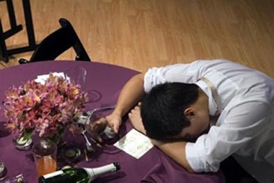 Uống rượu có thể mắc hơn 60 loại bệnh 'chết người'