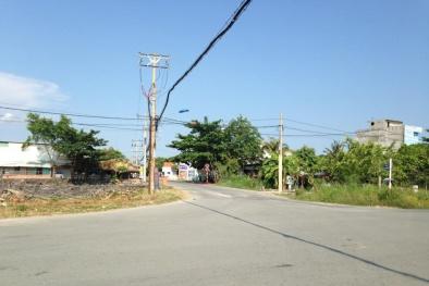 'Người đứng sau' cơn sốt đất tháng 4 ở Cần Giờ