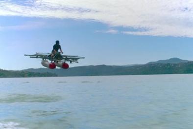 Kitty Hawk - chiếc thuyền bay bằng điện sắp có mặt trên thị trường?