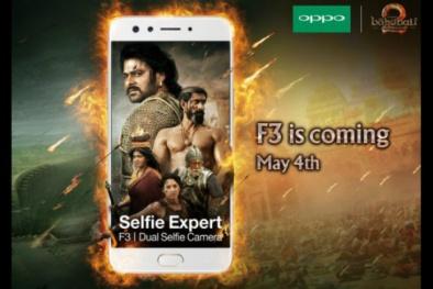 'Chuyên gia selfie' thu nhỏ Oppo F3 ra mắt thị trường Việt tháng 5 có gì hot?
