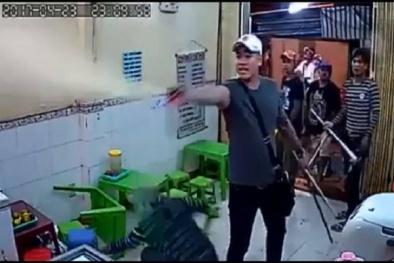 Nhóm giang hồ đập phá quán kem ở TP HCM bị bắt: Tiết lộ nguyên nhân vụ việc