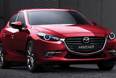Mazda3 2017 giá 580 triệu chuẩn bị 'đổ bộ' thị trường Việt có gì hay?